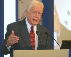 Jimmy Carter - US President
